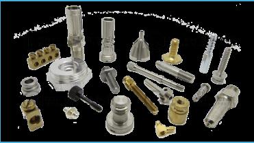 Aluminium & Steel Turned Parts