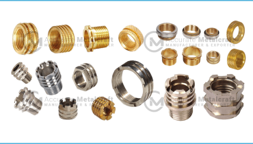 Brass PVC & CPVC Inserts